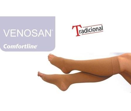 Meia Venosan Confortline (Média Compressão 20 30 mmHg)  a85eba99e0c14